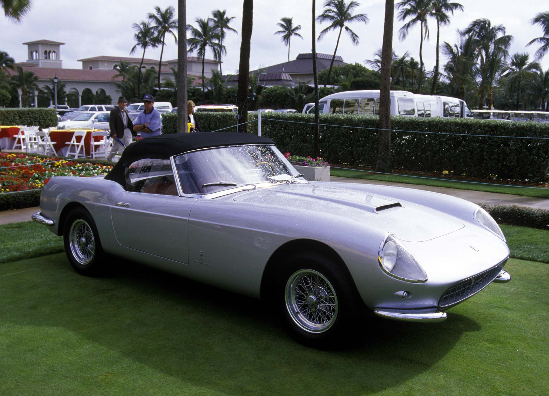 Pic4Year2001 stolen Ferrari VIN 0799GT