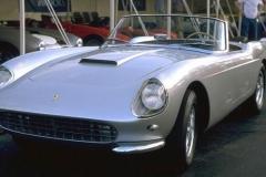 stolen Ferrari 250 GT VIN 0799GT pic5